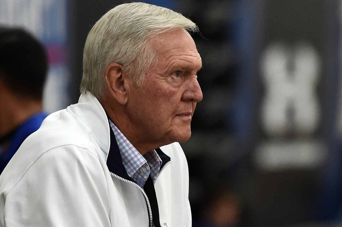 Clippersi nõuandjat Jerry Westi peetakse Kawhi Leonardi värbamise võtmeisikuks.