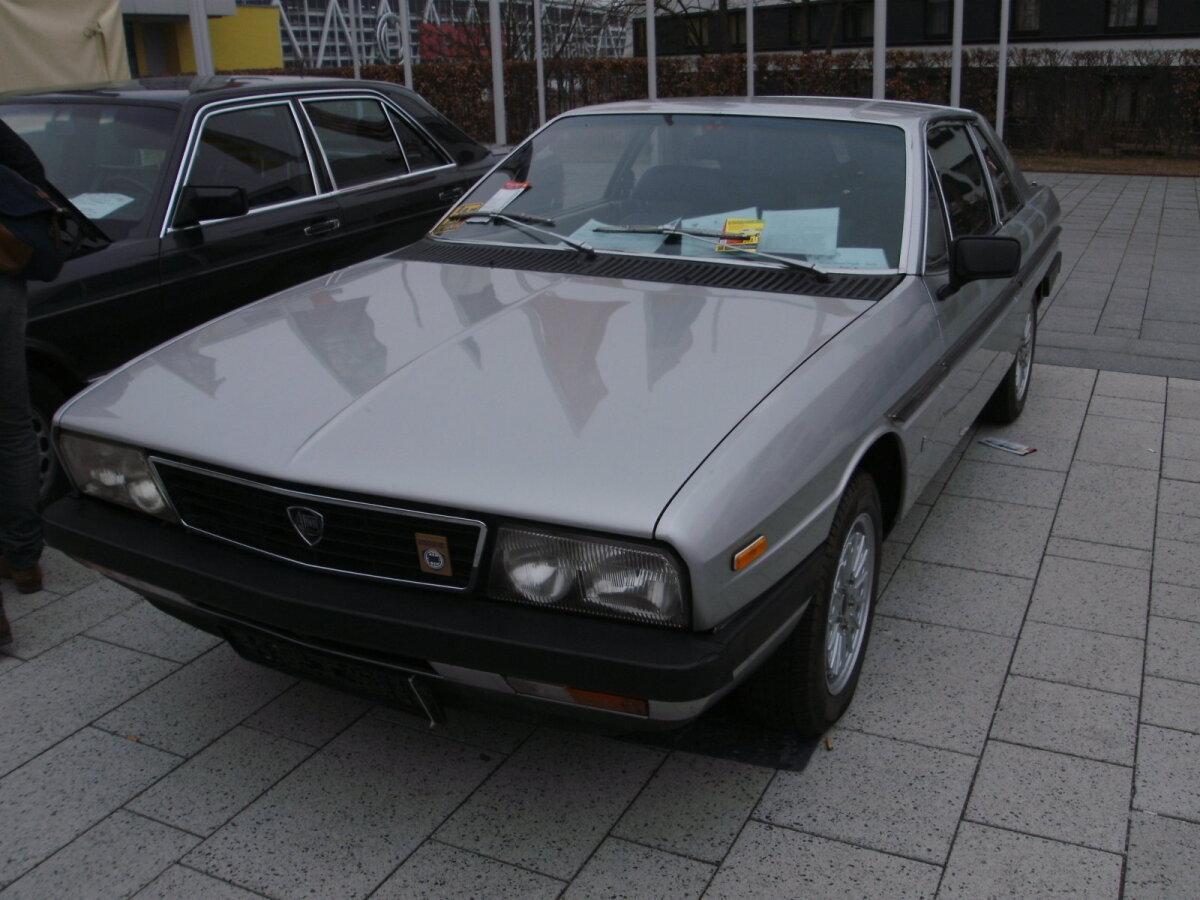 Lancia Gamma kupeeversioon