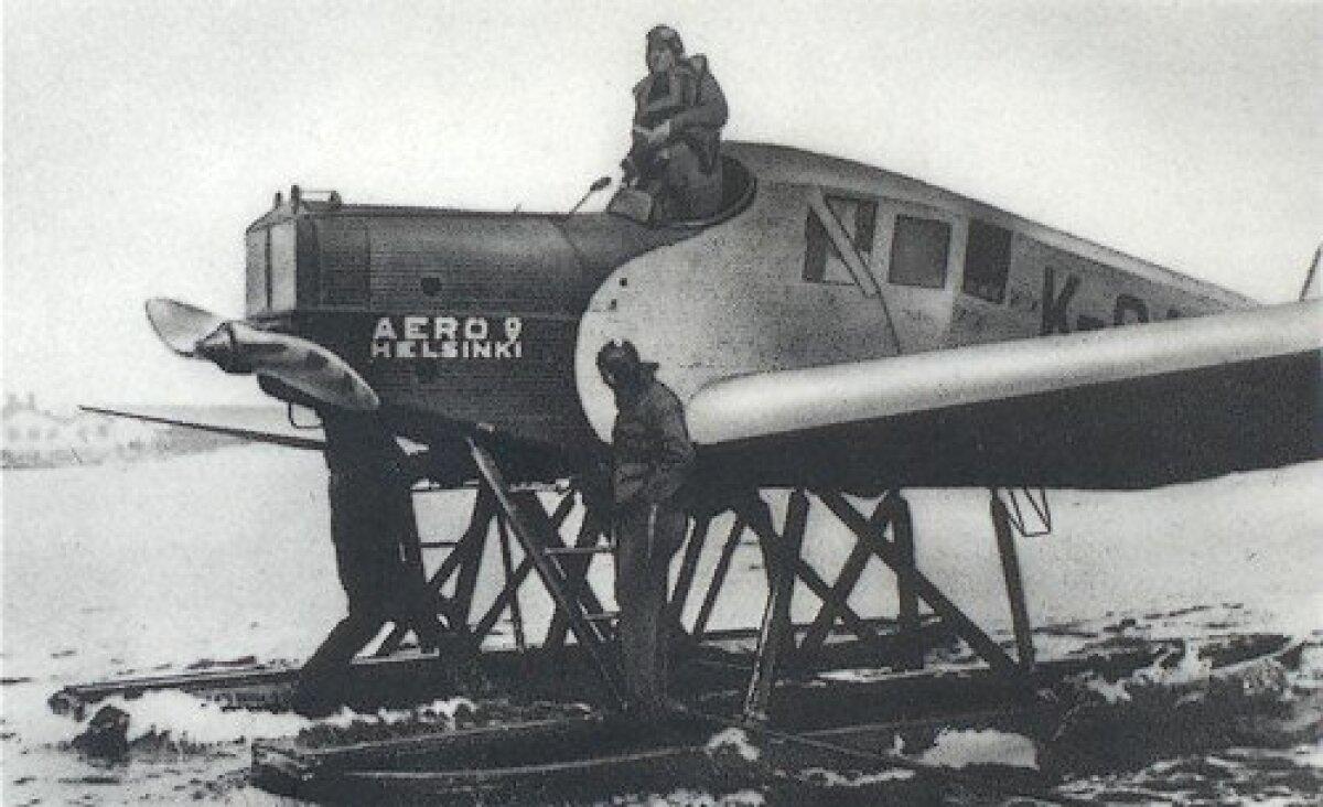 Aero ja Deruluft lendasid ka lennukitega Junkers F-13. https://hugojunkers.pytalhost.com