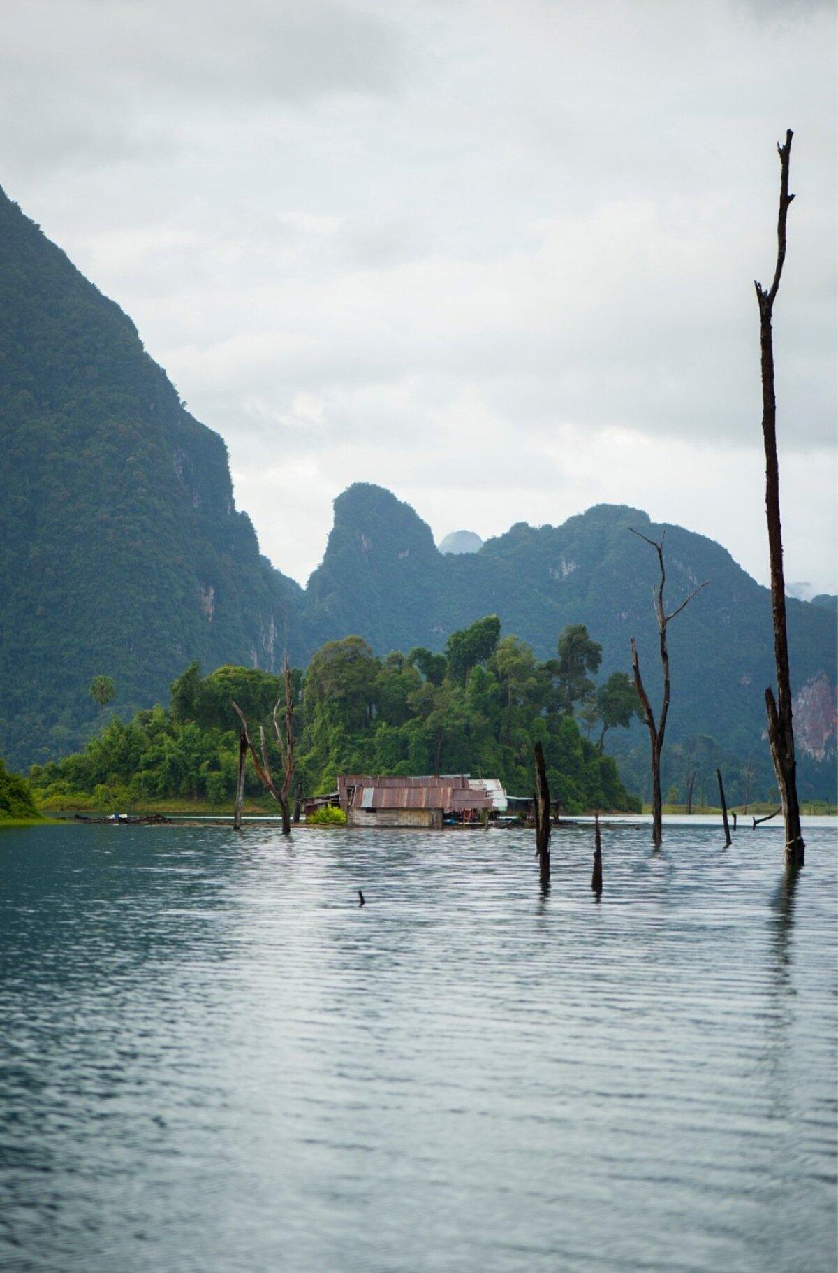 Cheow Lani järv