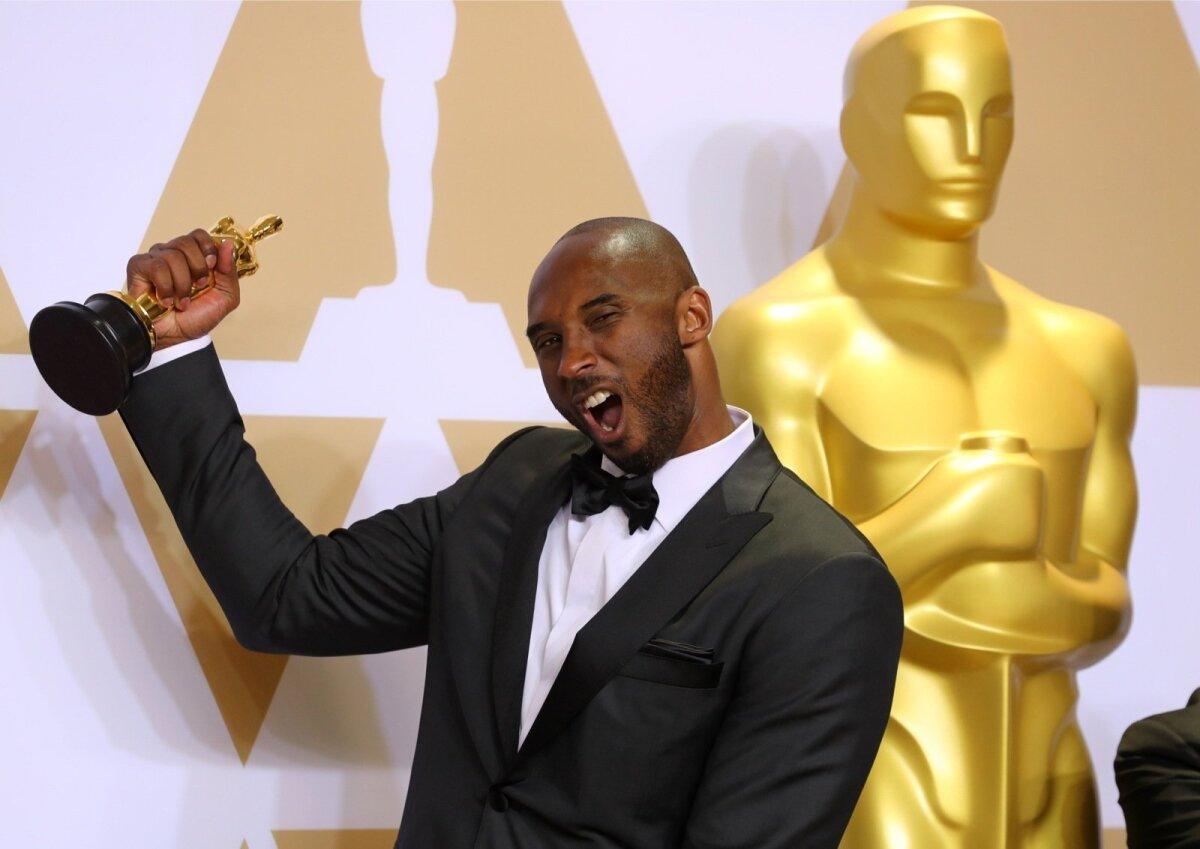 Kobe Bryant, Dear Basketball, Oscar