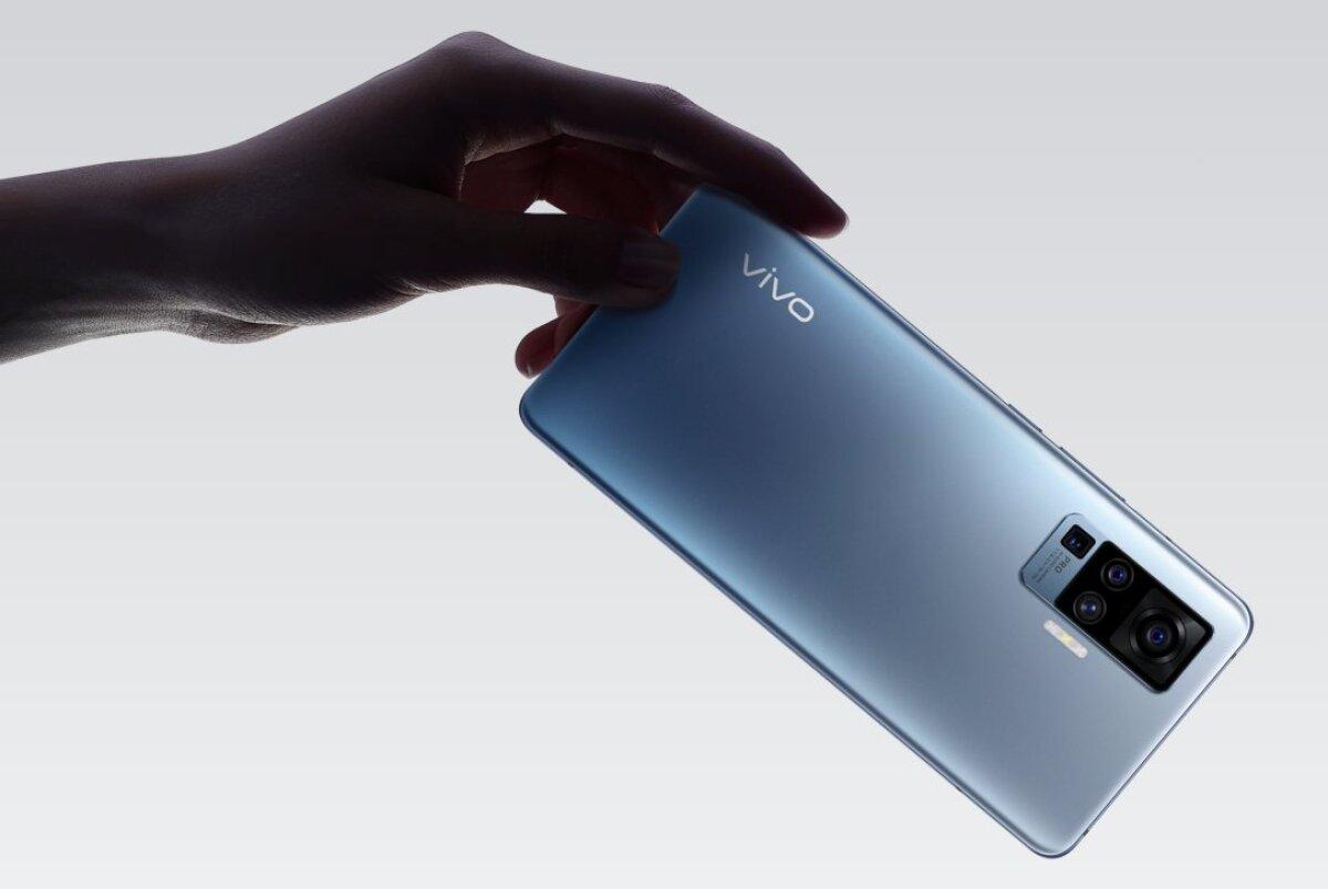 Vivo X51 5G (tootja foto)