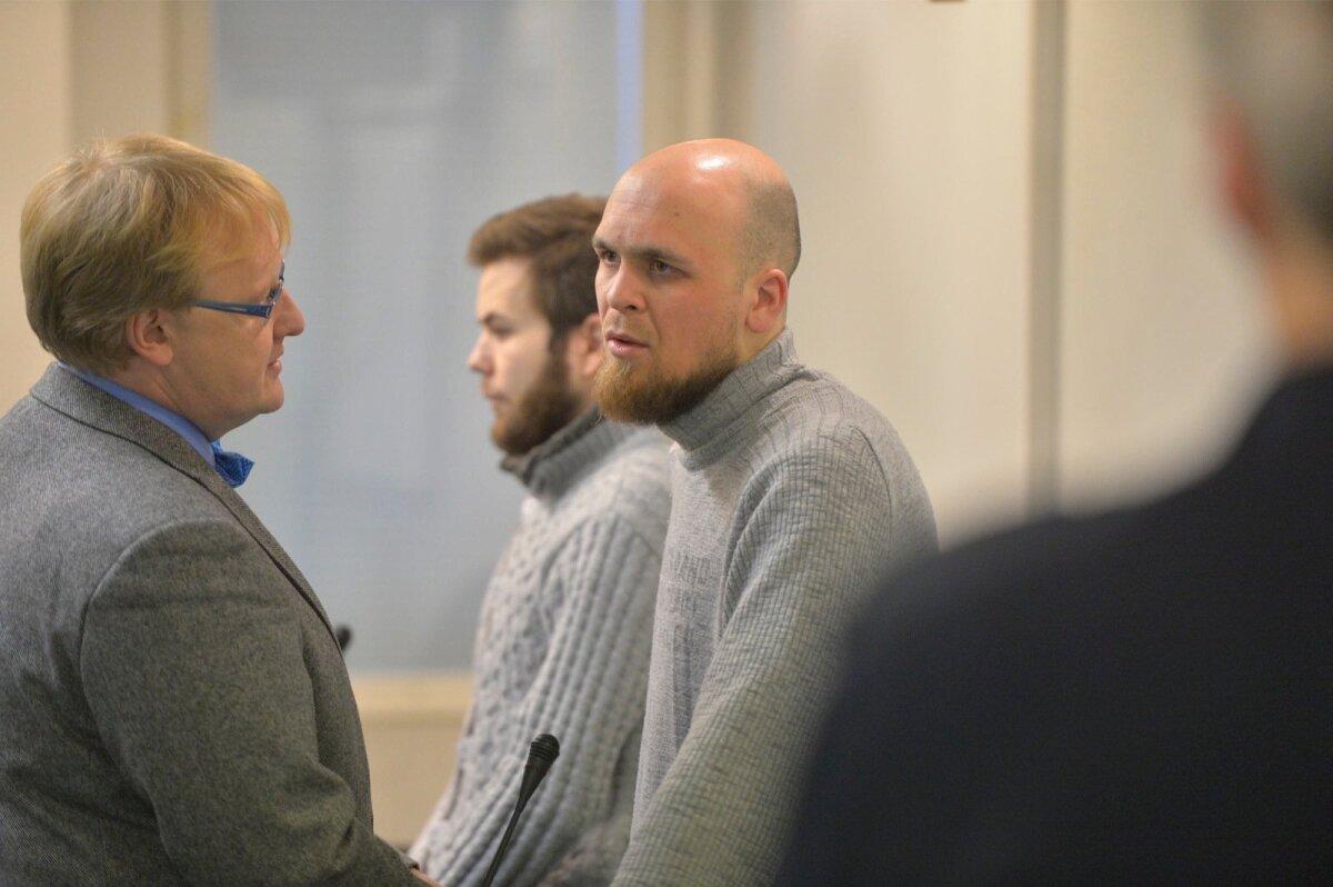 SÜÜDI: Ramil Khalilov ja Roman Manko saadeti lõpuks islamiterrorismi toetamise eest trellide taha.