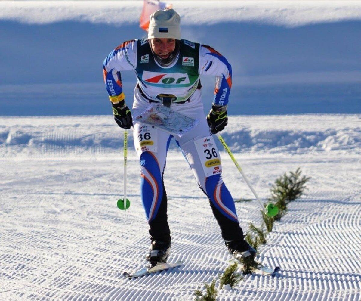 Suusaorienteerumise Euroopa meistrivõistlustel Soomes 2017. aastal