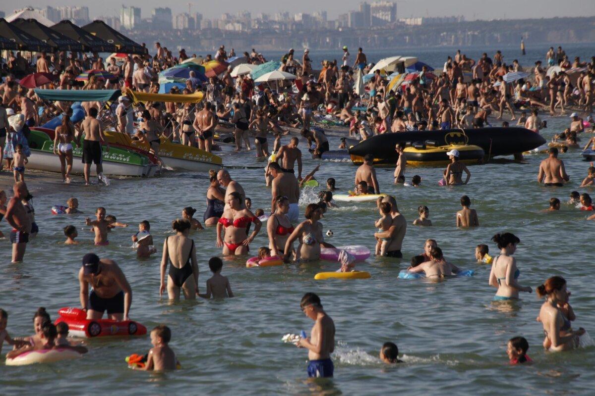Odessa rand 4. juulil