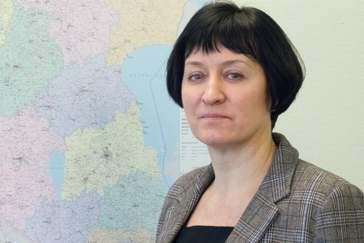 Rahandusministeeriumi regionaalvaldkonna asekantsler Kaia Sarnet