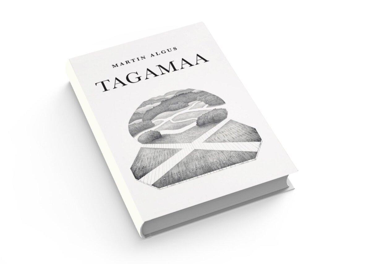 """Raamat """"Tagamaa""""."""