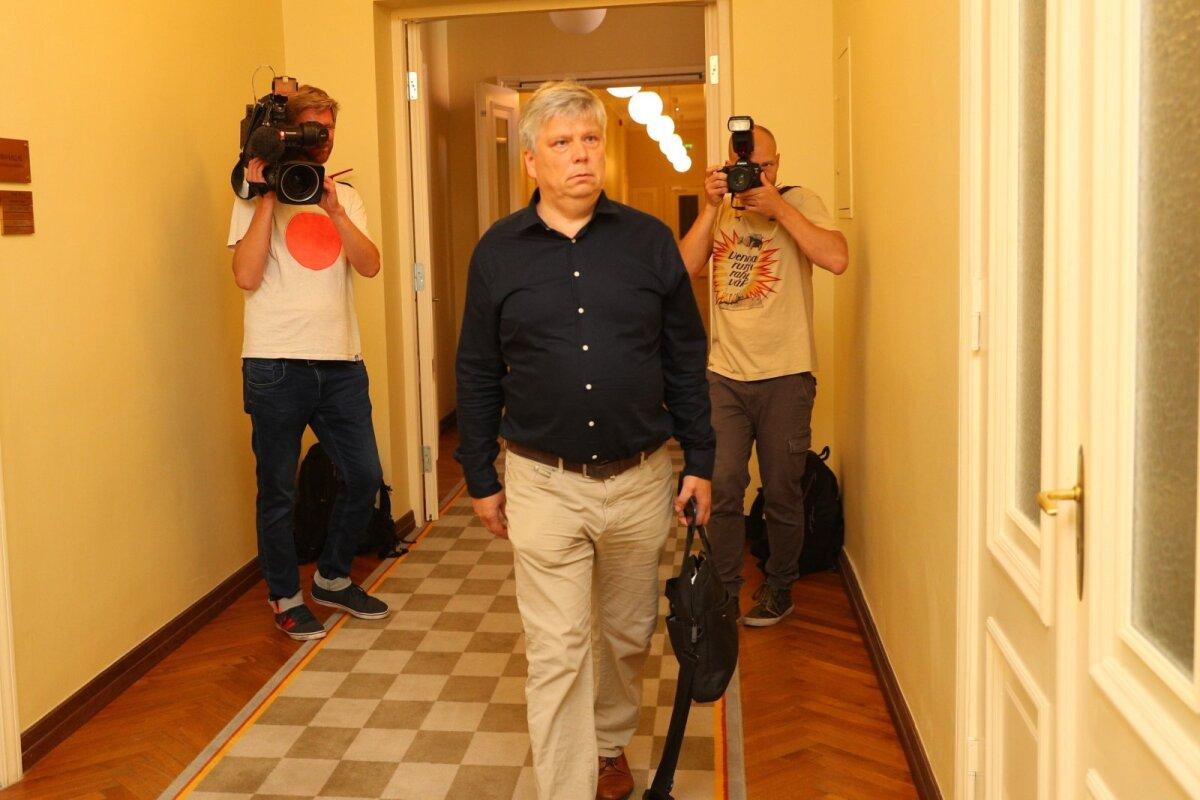 Koalitsioonipoliitik Siim Kiisler (Isamaa) kiitis raporti kokkuvõte heaks.