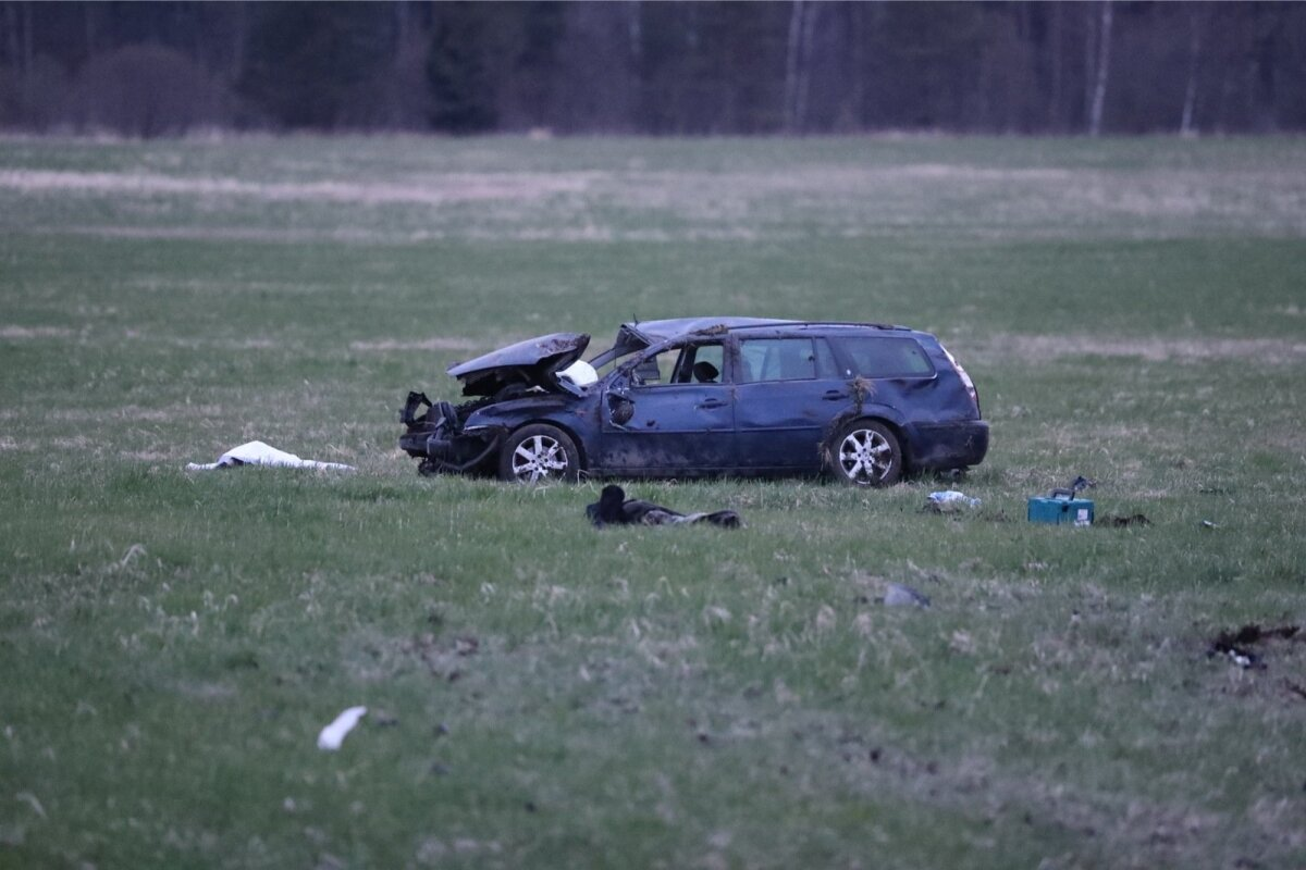 2. mai, Niitvälja. 53-aastane mees sõitis Ford Mondeoga teelt välja ja hukkus. Masinas vedeles viinapudel ning juht jäi vahetult enne avariid kaasliiklejatele silma kahtlase sõidustiiliga.