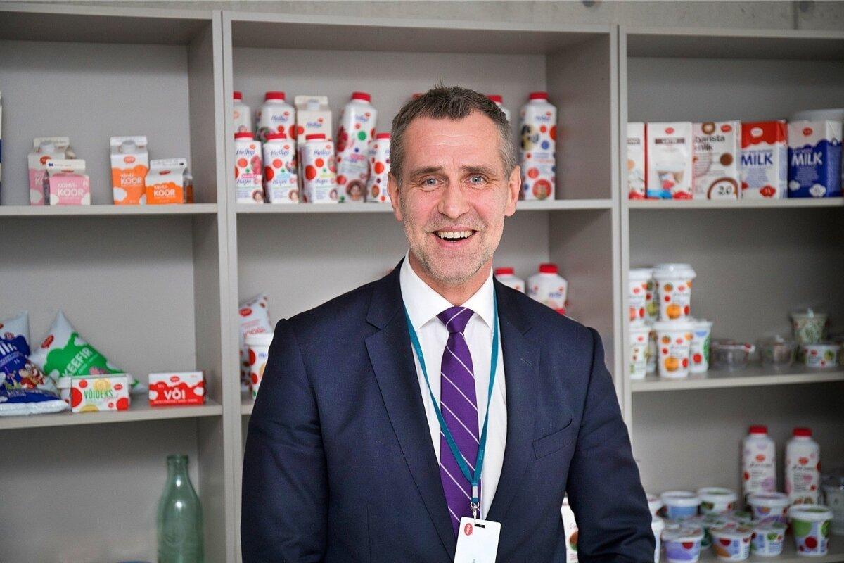 TERE! Aivar Rehe üks viimaseid töökohti oli raskustesse sattunud piimatööstuse Terejuhtimine.