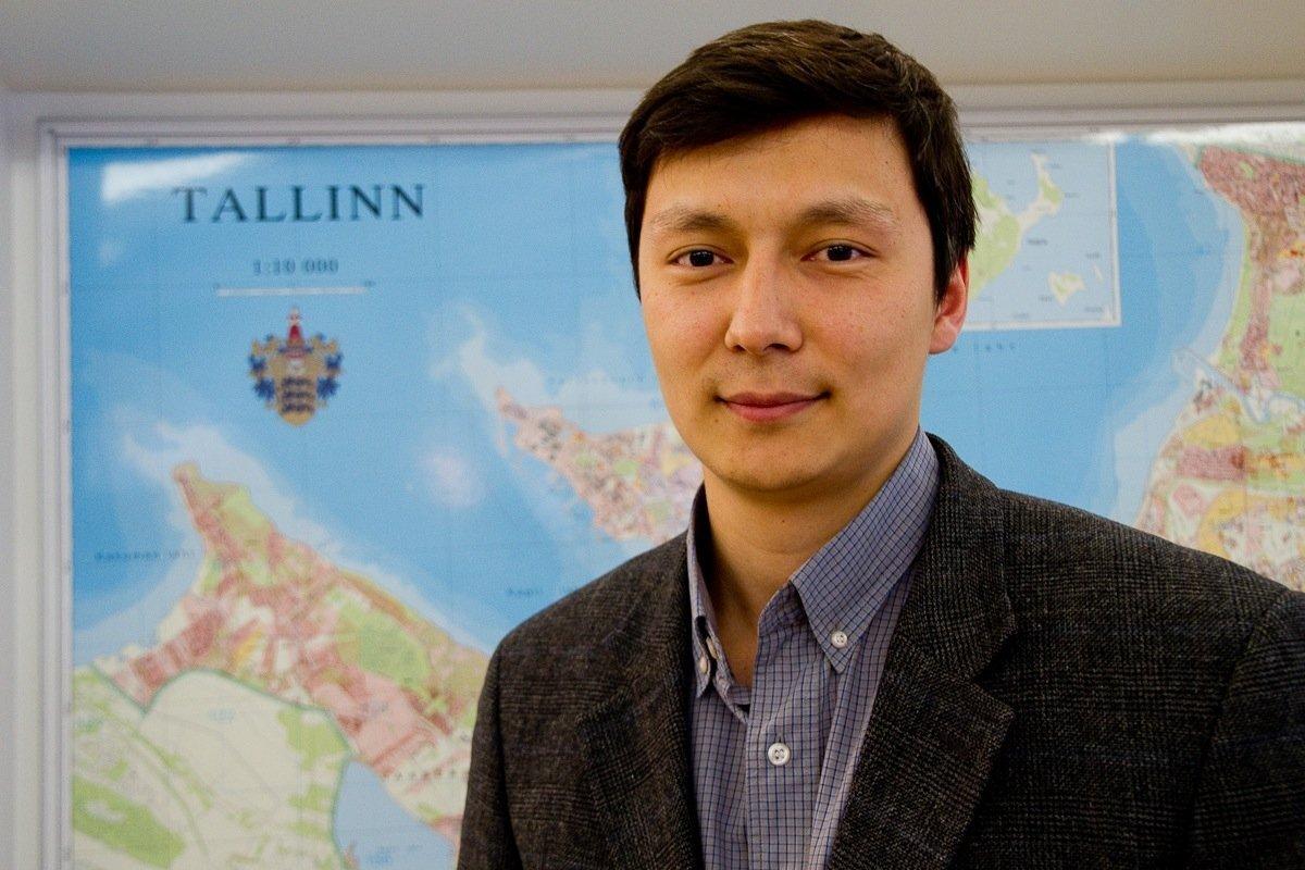 Михаил Кылварт в начале карьеры вице-мэра