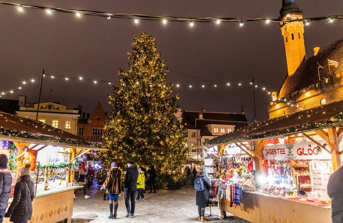 Tallinna jõulupuu