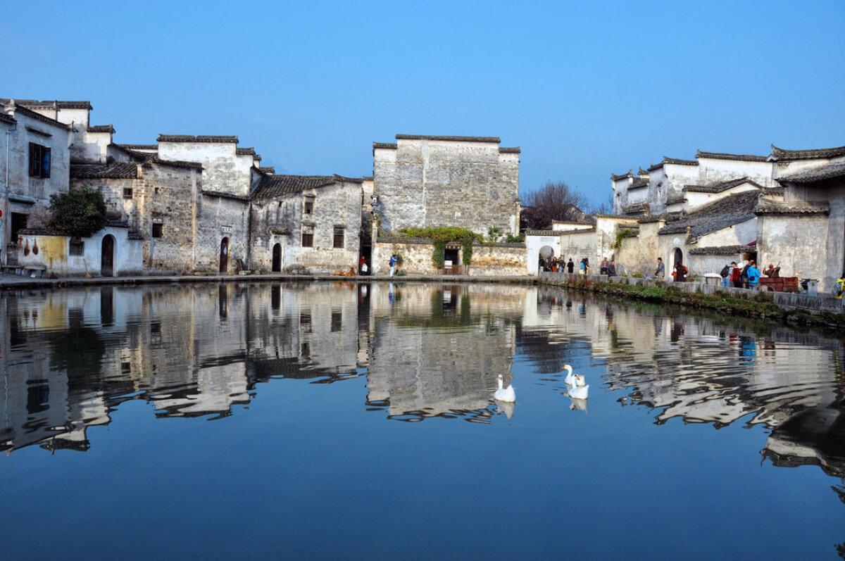Hongcun, Hiina