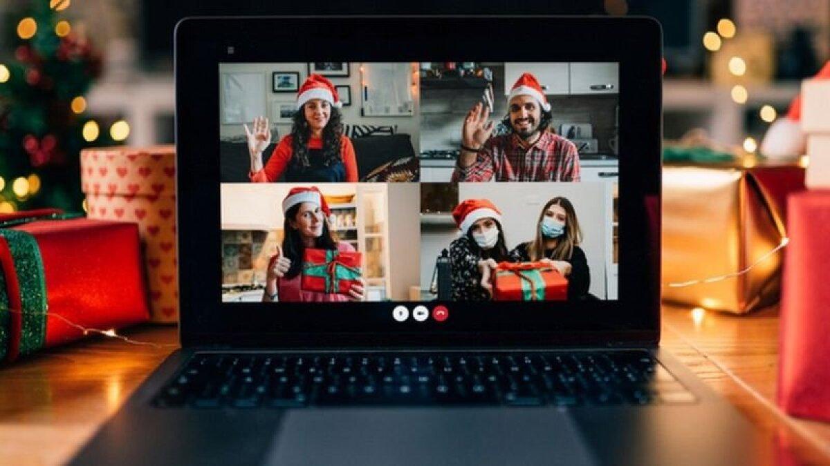 ВОЗ рекомендует отмечать праздники в этом году виртуально