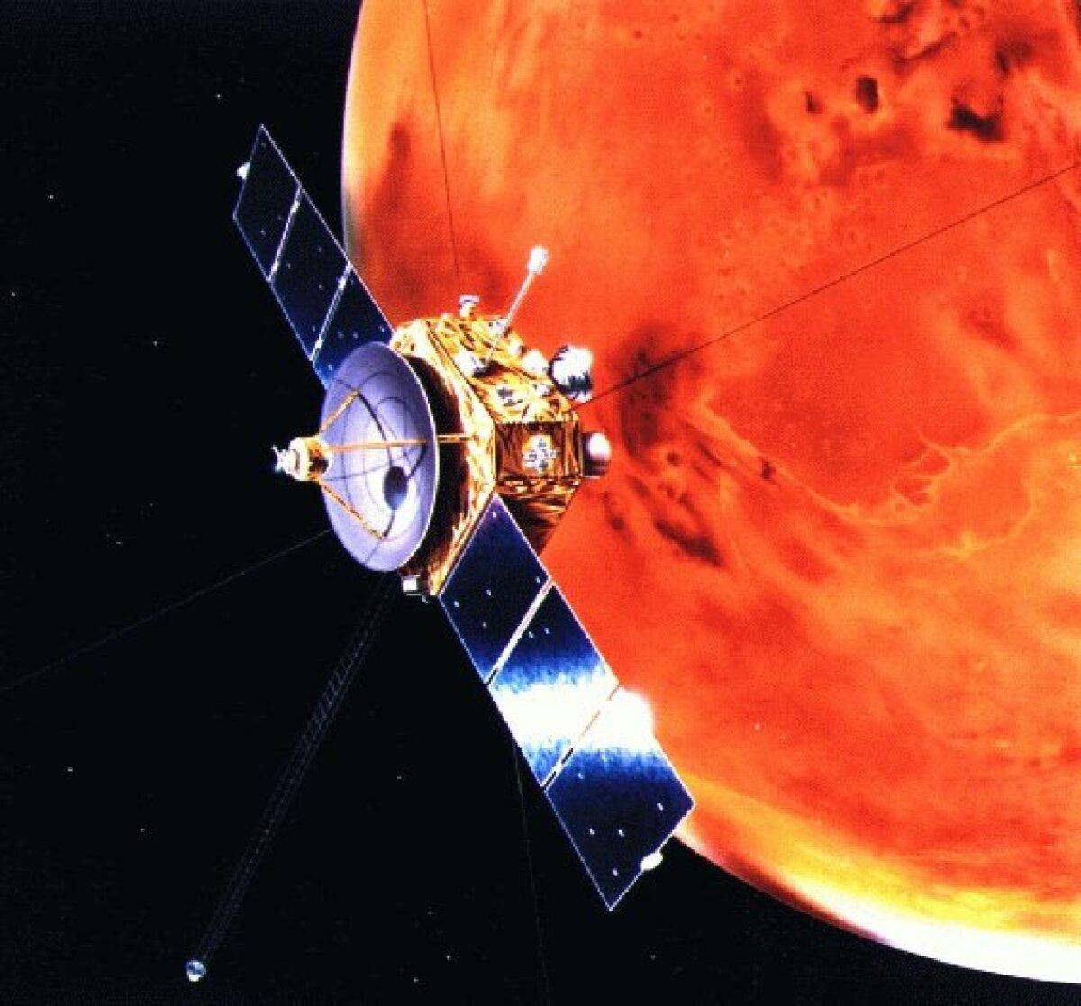Jaapanlaste aparaat Nozomi tegelikult Marsini ei jõudnudki.