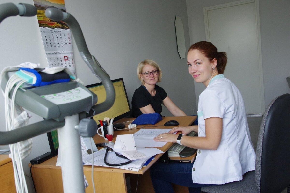 Pii Müller spordimeditsiini eriala arst-resident, Spordimeditsiini SA.