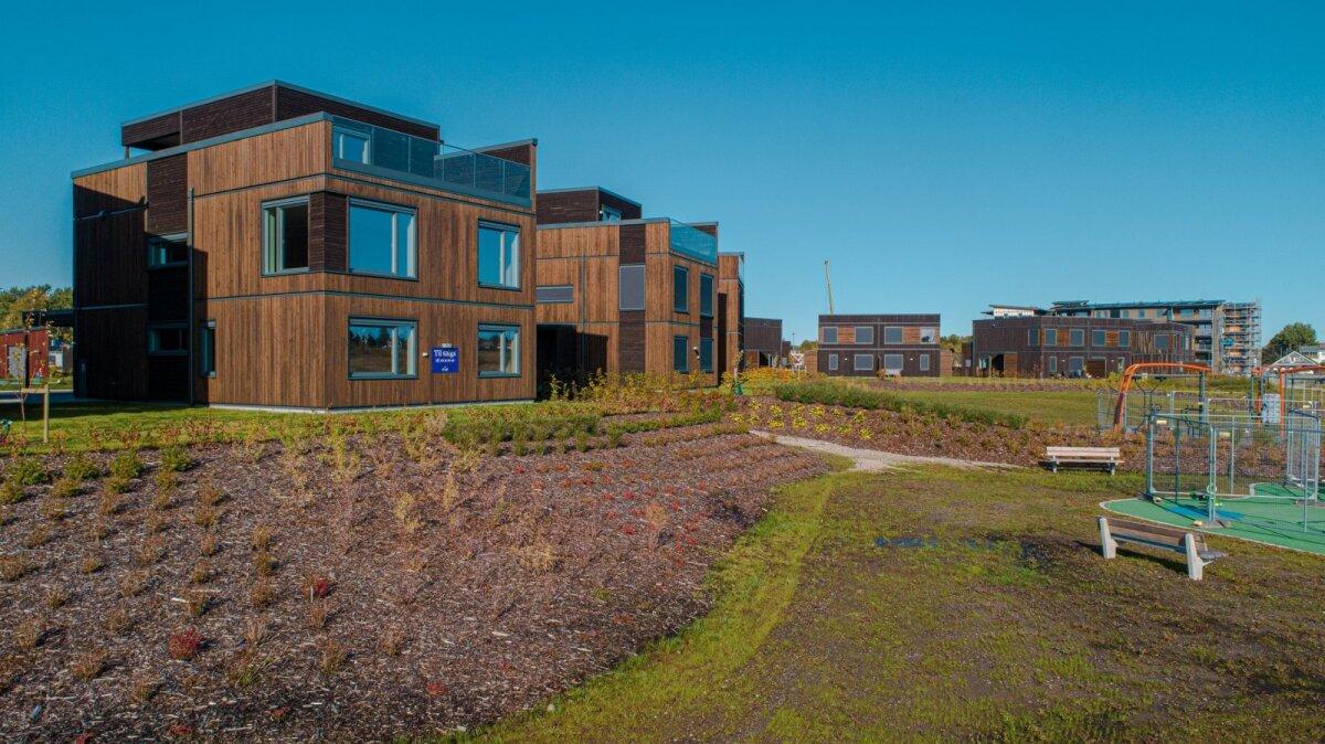 Elumajade arendus Norras,  Arca Nova Element OÜ