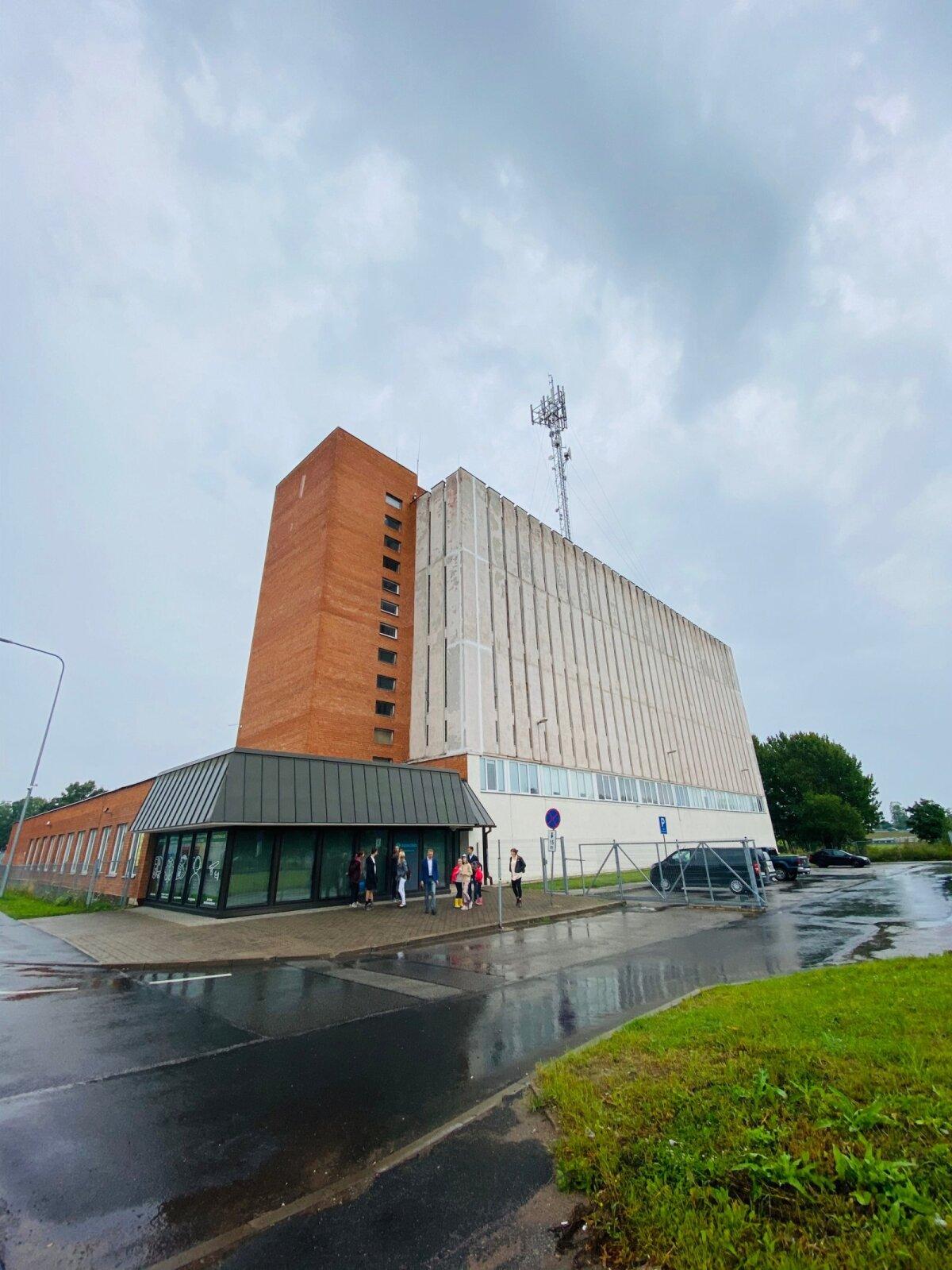 Tehnoloogiakool hakkab asuma majas, kus praegu on pilveplatvormi Pilw.io andmekeskus.