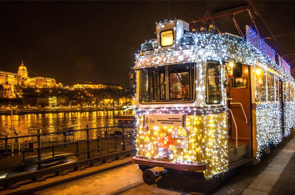 Jõuluaeg Budapestis