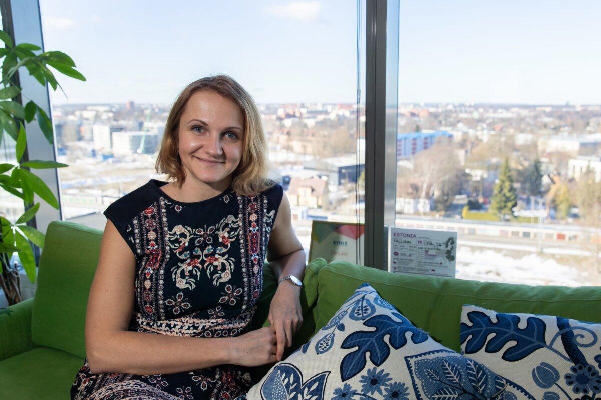 CV-Online turundus- ja teenindusjuht Maris Viires