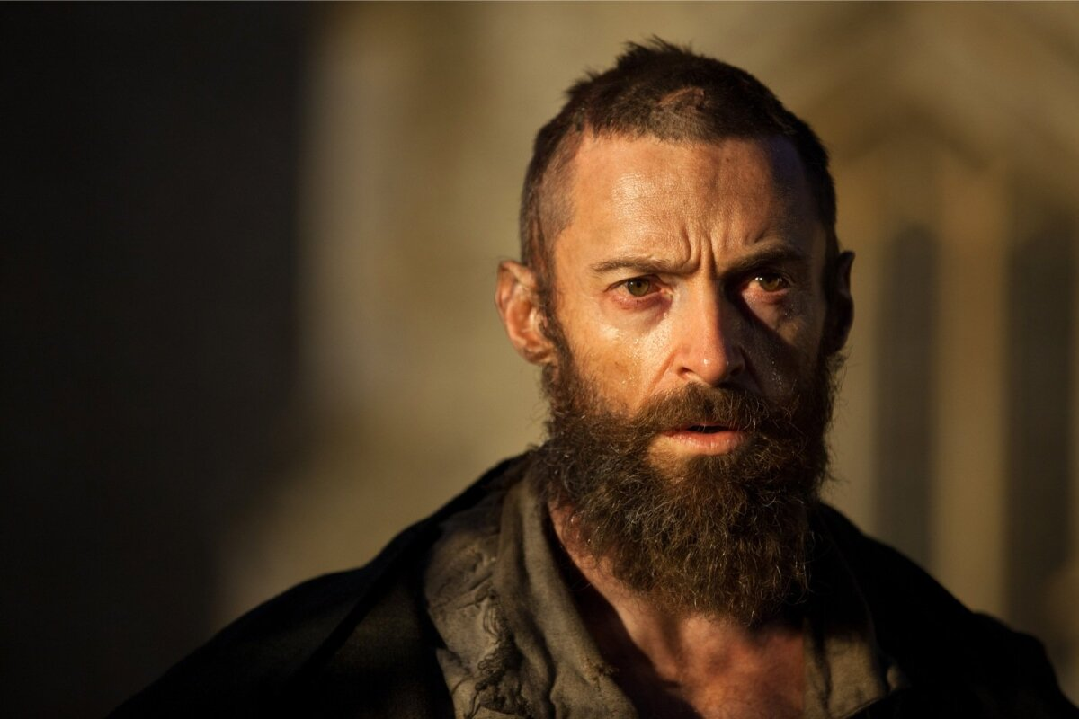 "Hugh Jackman filmis ""Hüljatud"" (""Les Misérables"")"