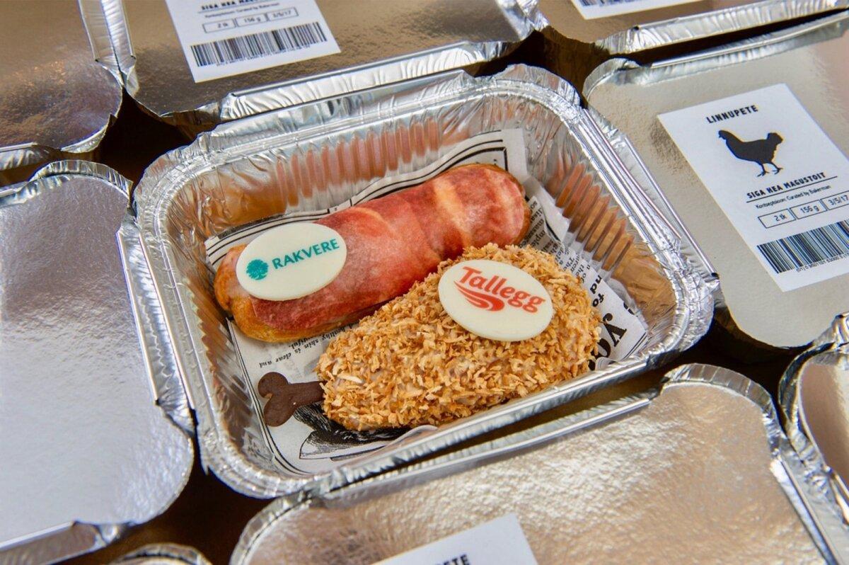 ÜRITUS: Rakvere Lihatööstuse ja Talleggi pressiüritus.