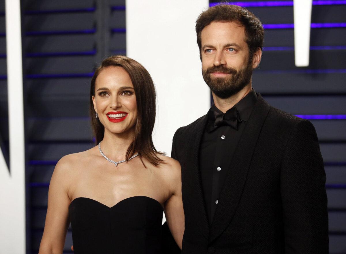 Natalie Portman ja Benjamin Millepied