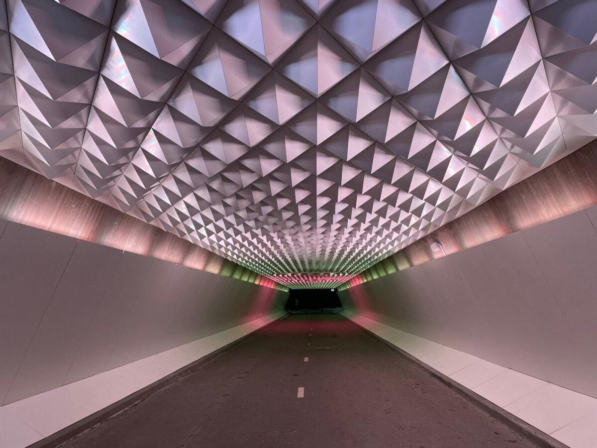 Haabersti tunnel