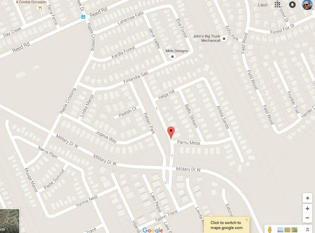 ekraanitõmmis (Google Street View)