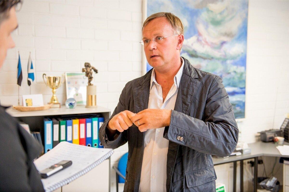 EI MÕISTA: Märt Vooglaid võrdleb GAGi laiendamist ideega liita rahvusooper Estonia Saku suurhalliga.