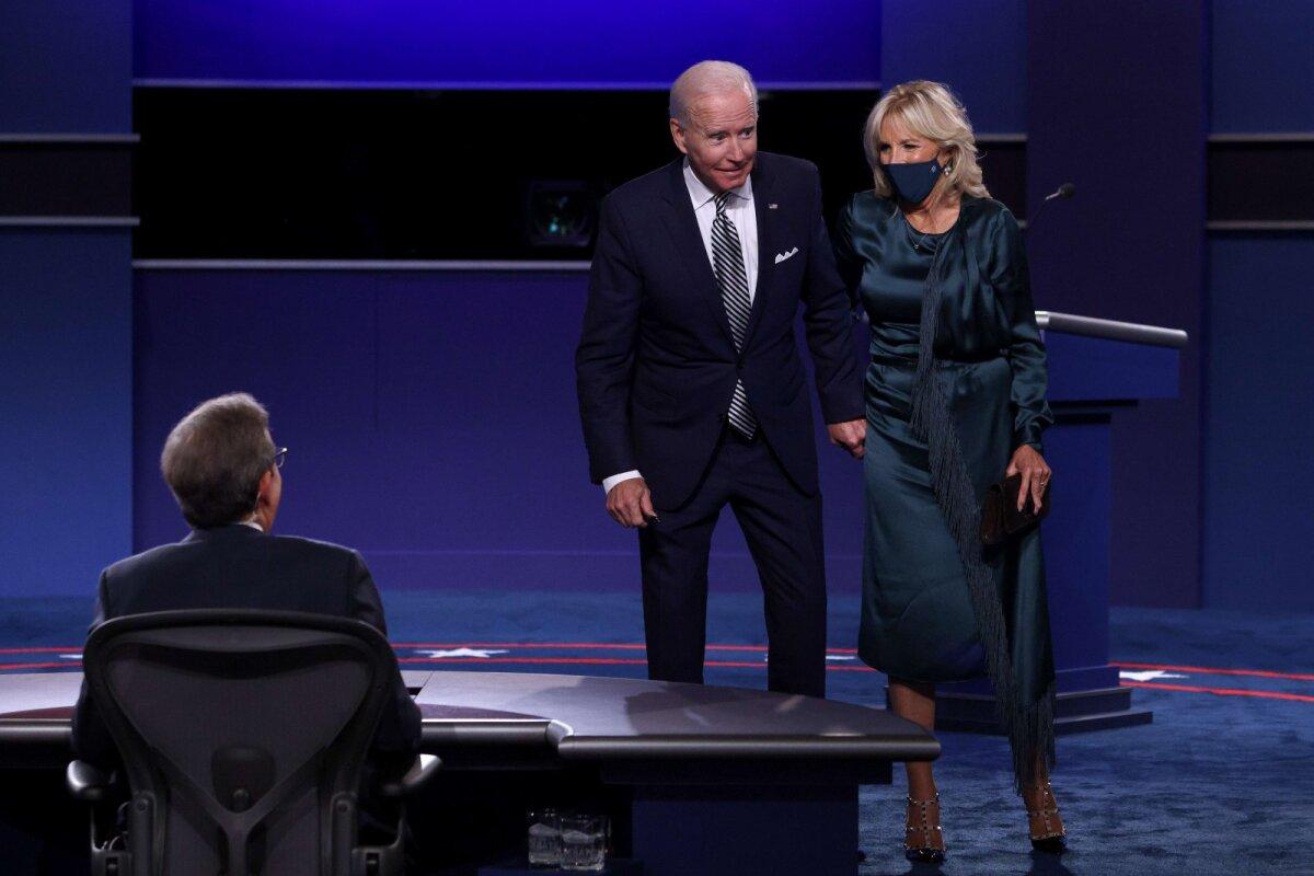 Kleit, millega Jill saatis sõnumi, et kliimasoojenemine on tema jaoks olulise tähtsusega probleem.