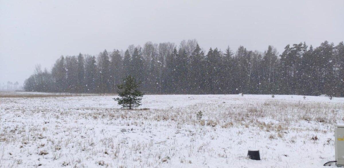Lumi keset aprilli
