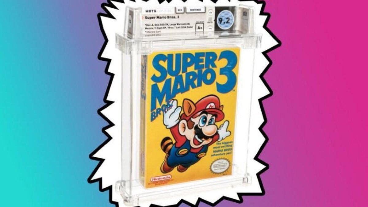 Super Mario videomäng