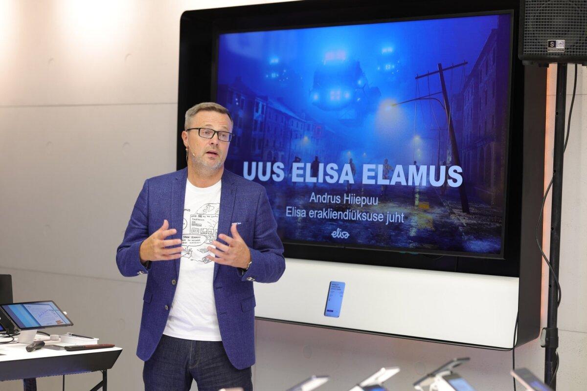 Andrus Hiiepuu, Elisa juhatuse liige