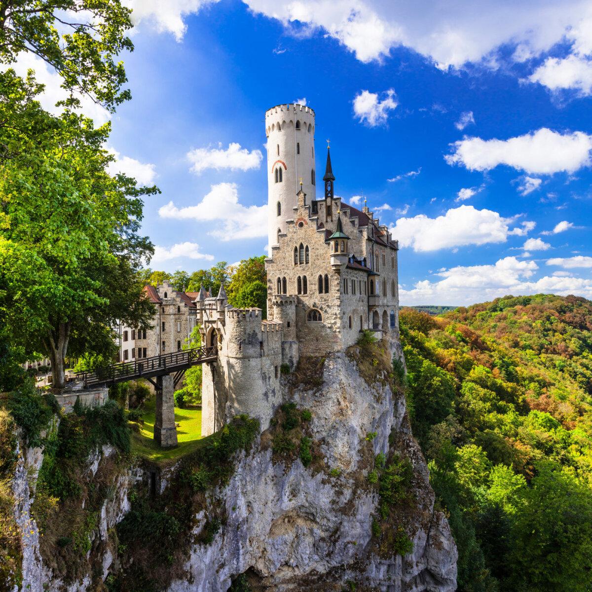 Lichtensteini loss Saksamaal.
