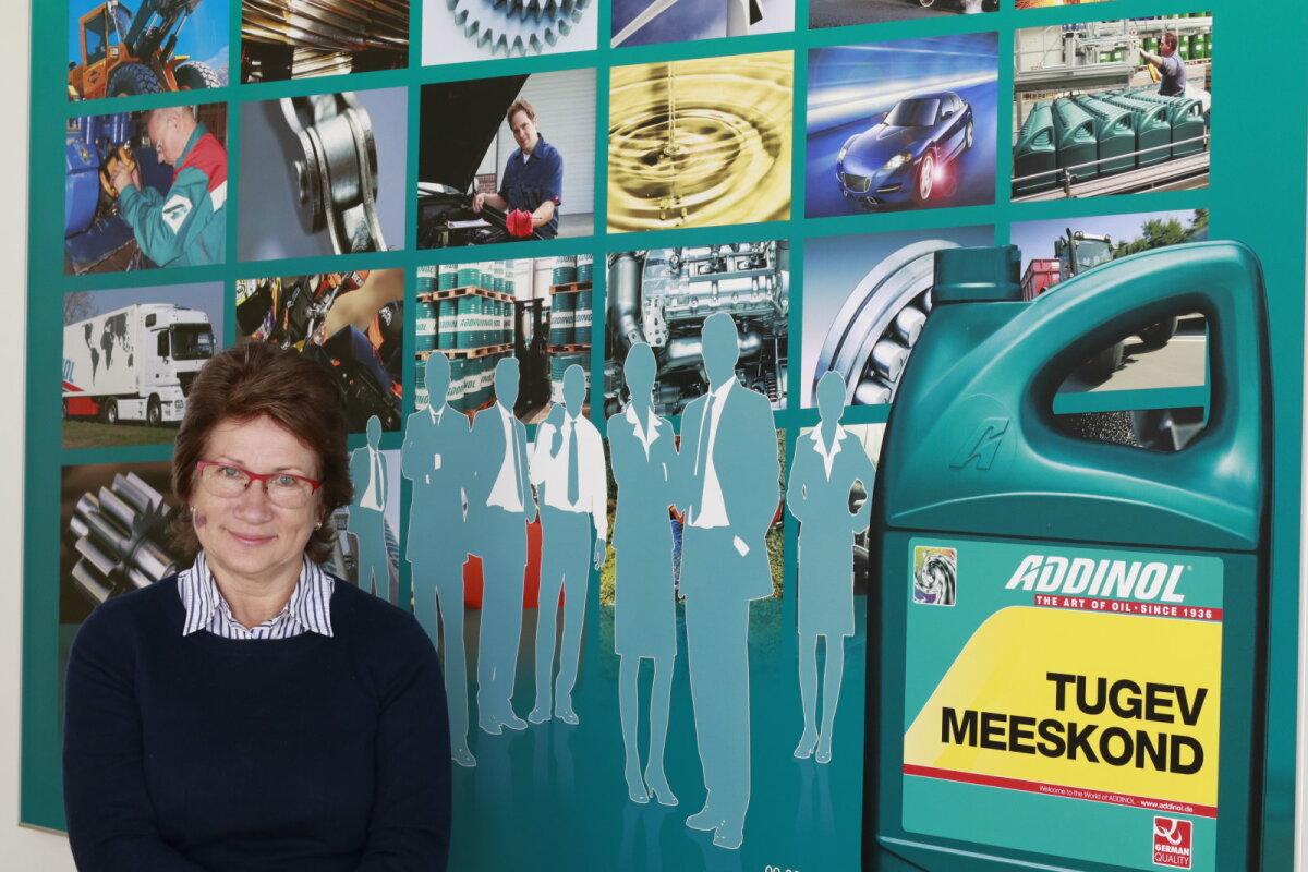 Järgmisel aastal täitub ärijuht Tiina Suijal 30 aastat tööd Addinolis.