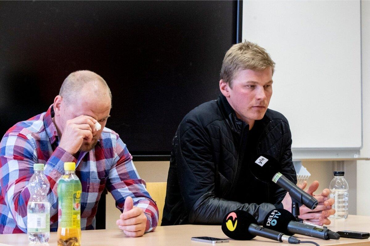 Järgmine päev. Anti Saarepuu ei suuda ära uskuda, kuidas teda reedetud on. Karel Tammjärv räägib ajakirjanikele detailselt, kuidas see verevahetus ikkagi käib.