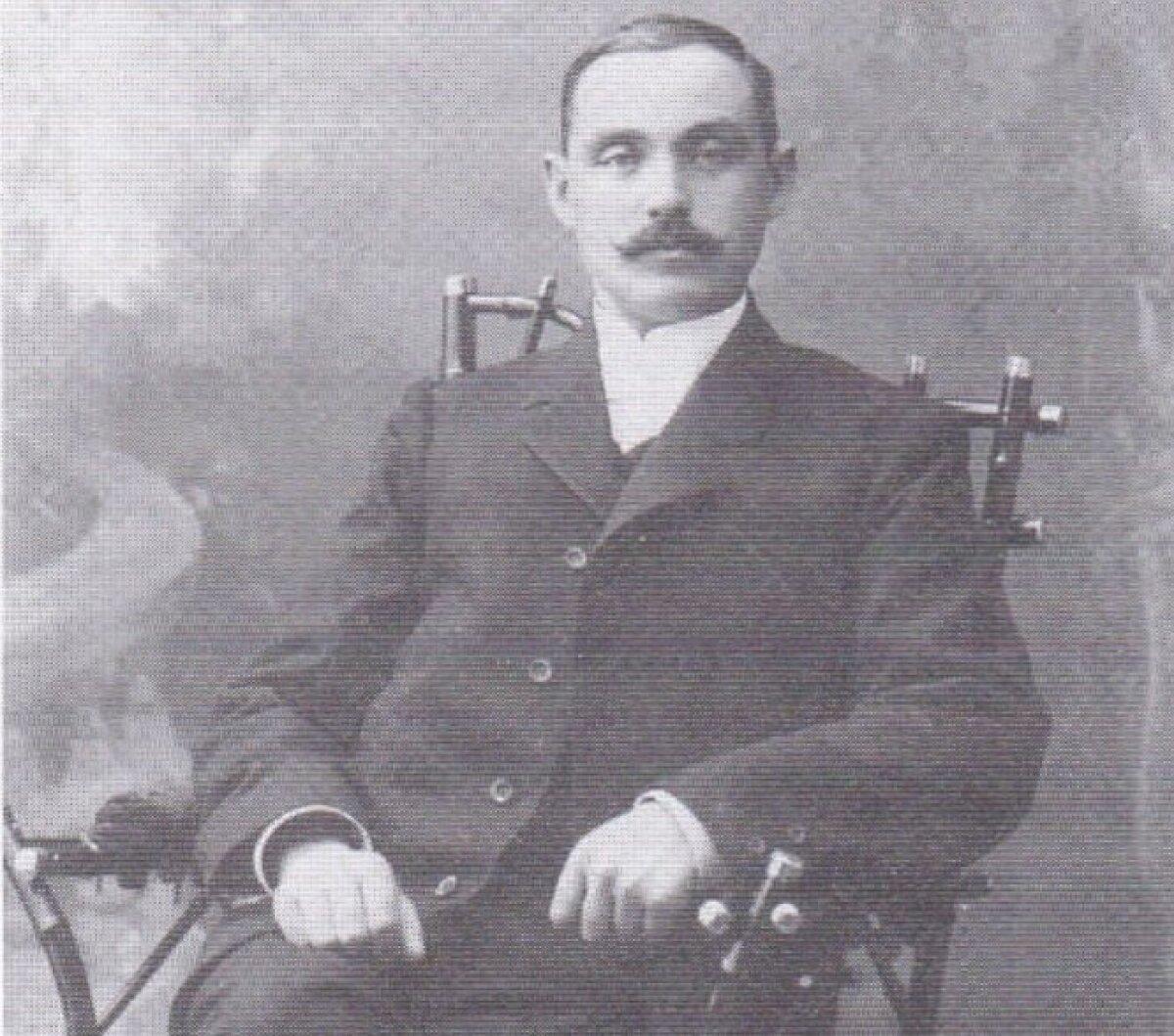 Jaan Timse. Repro raamatust Krimmi Kogumik II