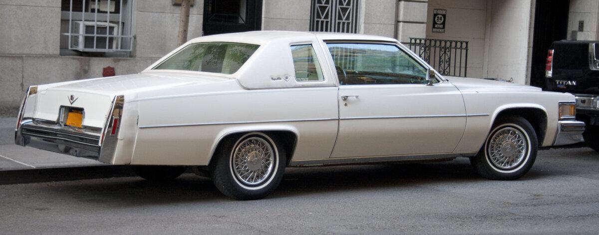 1979. aasta Cadillac De Ville
