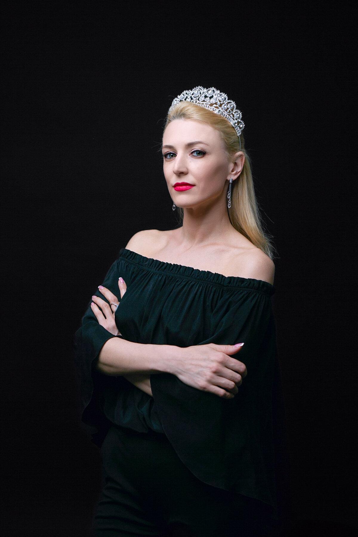 Обладательница титула Миссис Европа 2019 Людмила Карпикова
