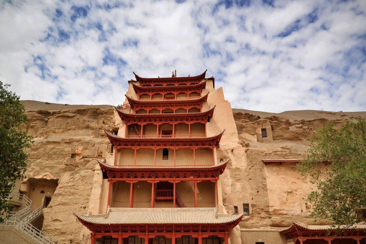 Mogao koopad, Hiina