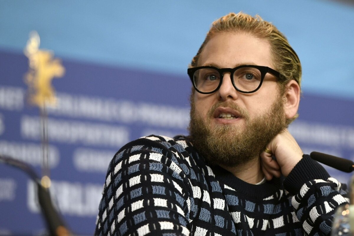 Jonah Hill during the Mid90s press conference at the 69th Berlin International Film Festival Berli