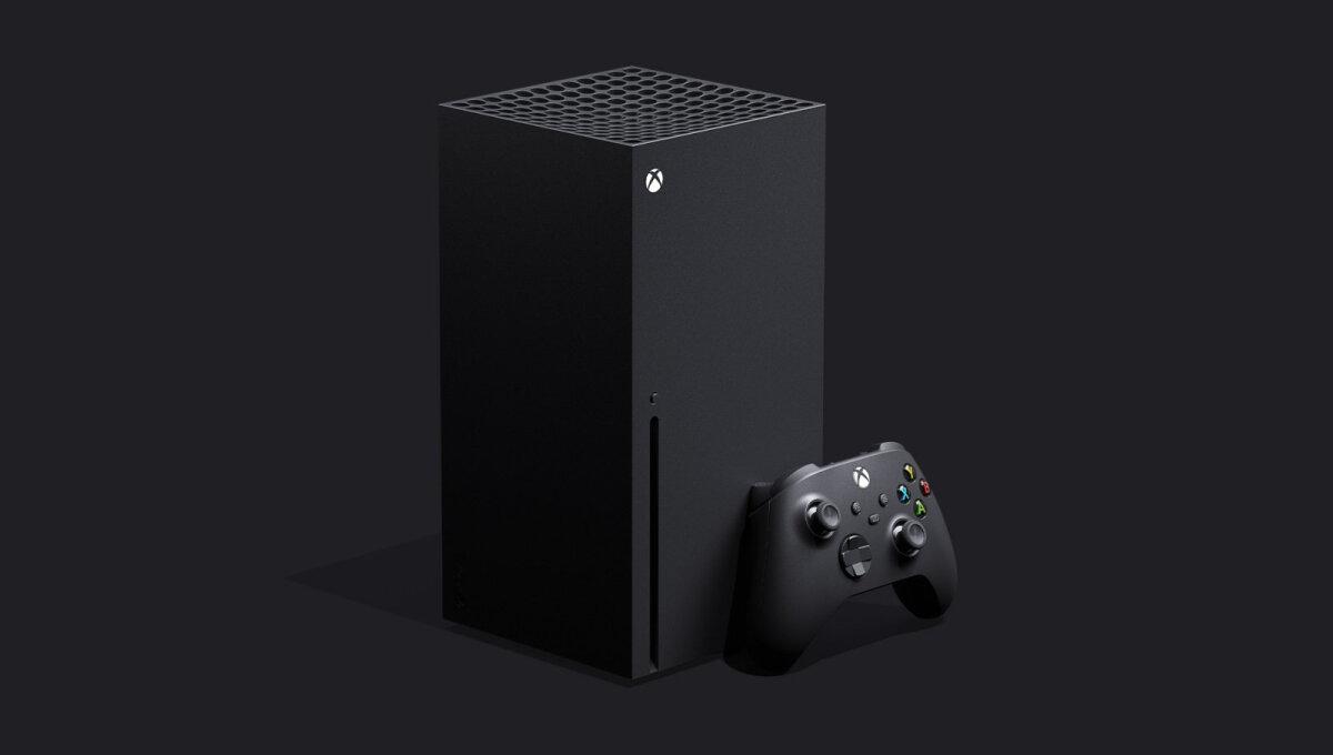 PS5 pilti peame veel kes-teab-kaua ootama, siin on aga Xbox Series X (Tootja foto)