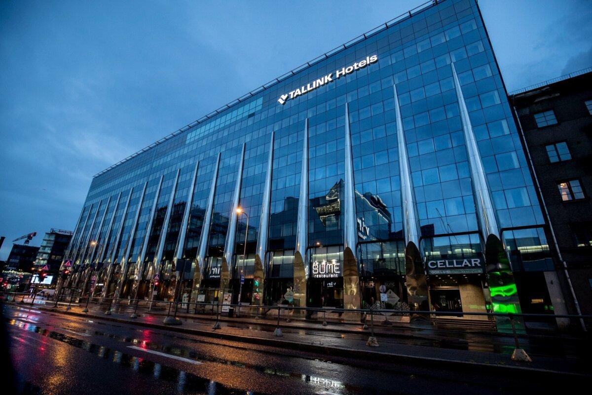 Tallinki hotell läbis uuenduskuuri.