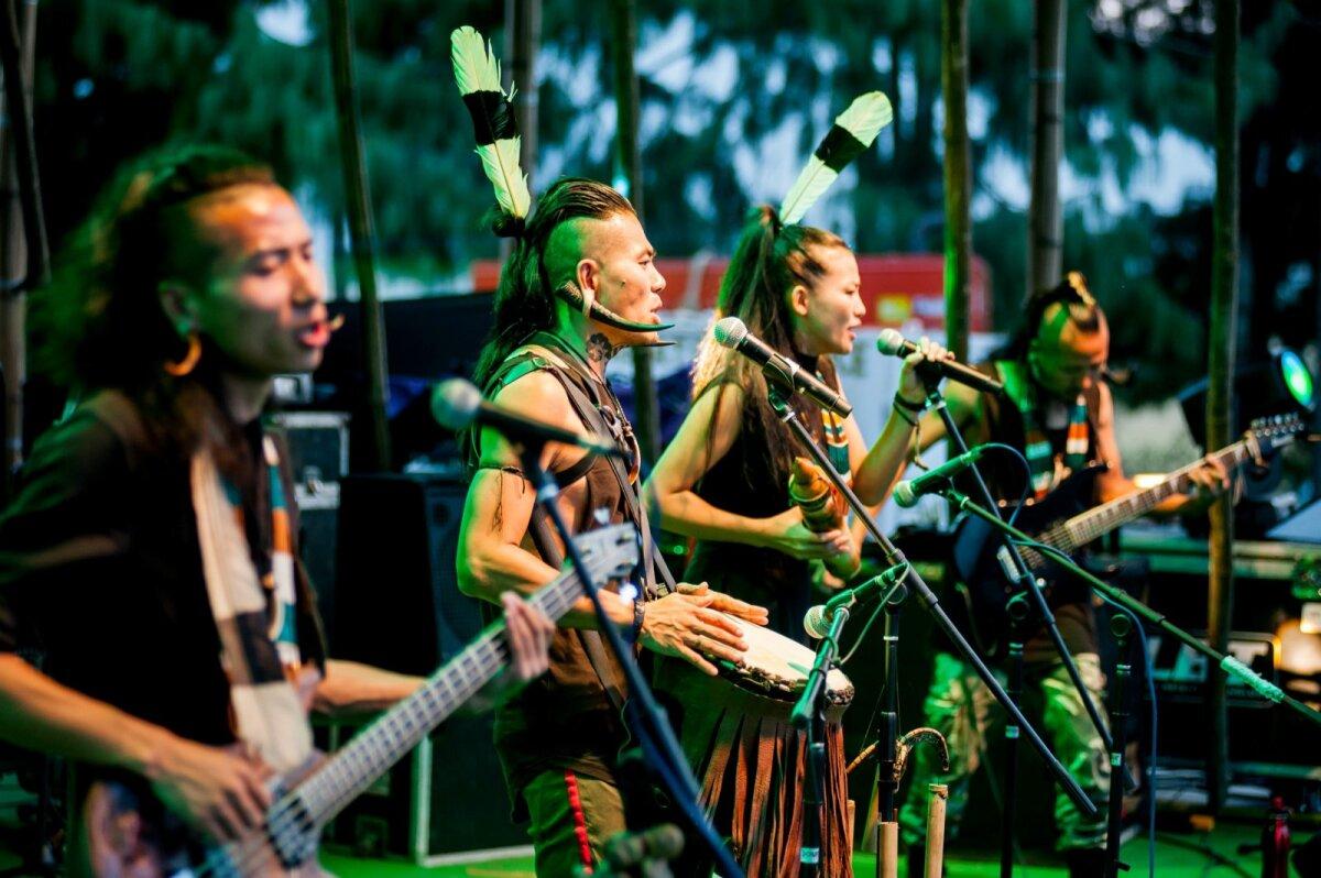 Ziro festival on üks India armastatumaid indie-muusikaga vabaõhupidusid.