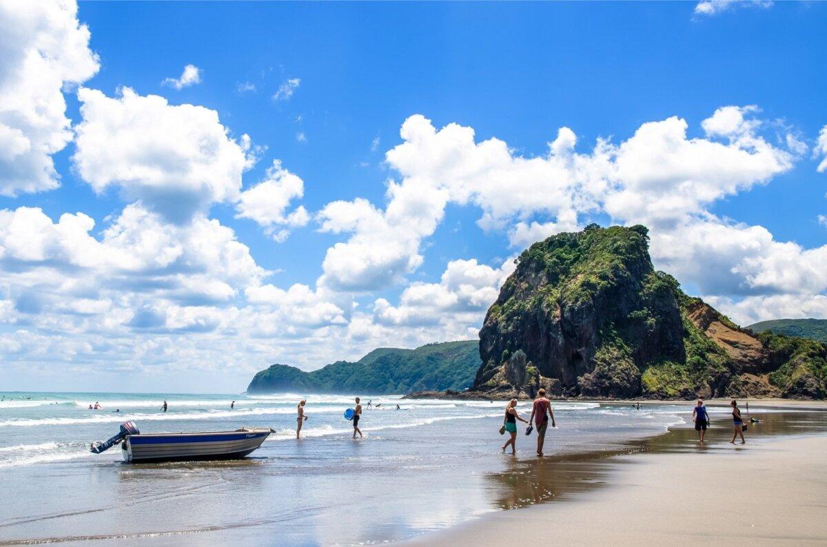 See rand asub maailma parimas veeäärses suurlinnas.