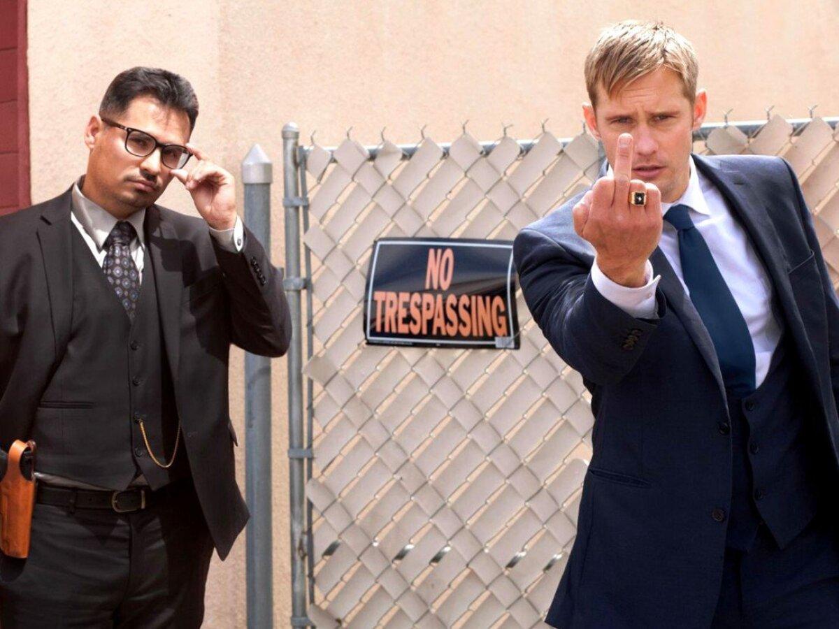 Rrr, me oleme nii pahad poisid! (Foto: Forum Cinemas AS)