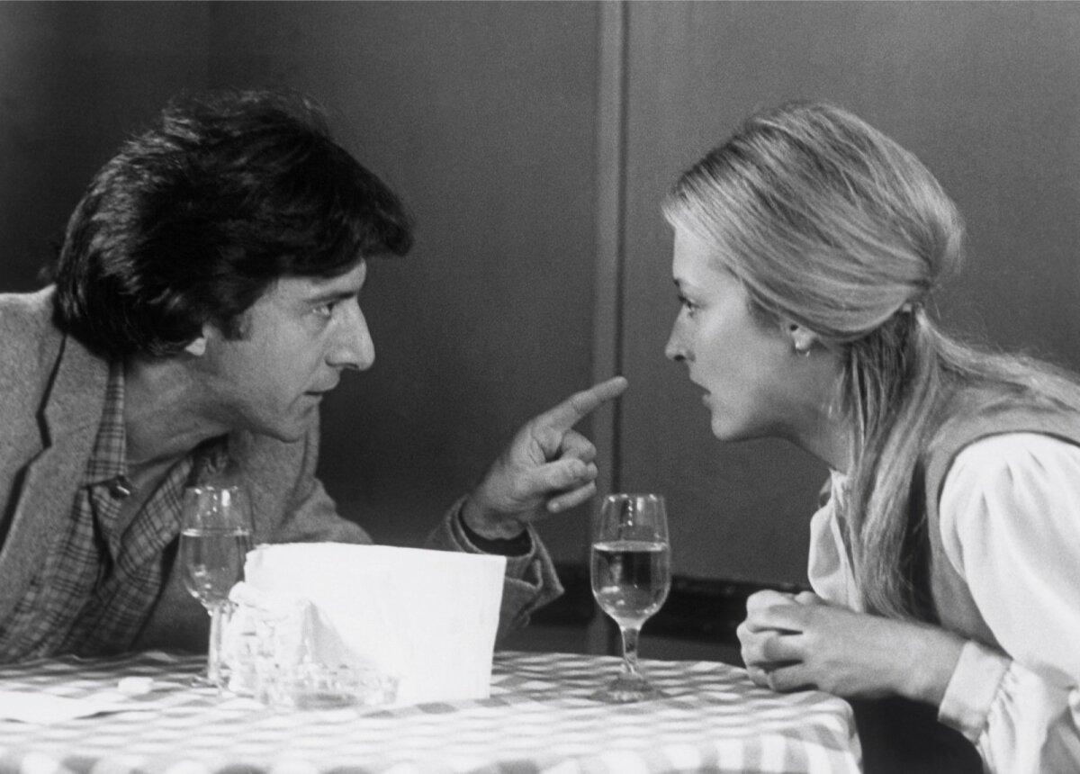 Dustin Hoffman vs. Meryl Streep