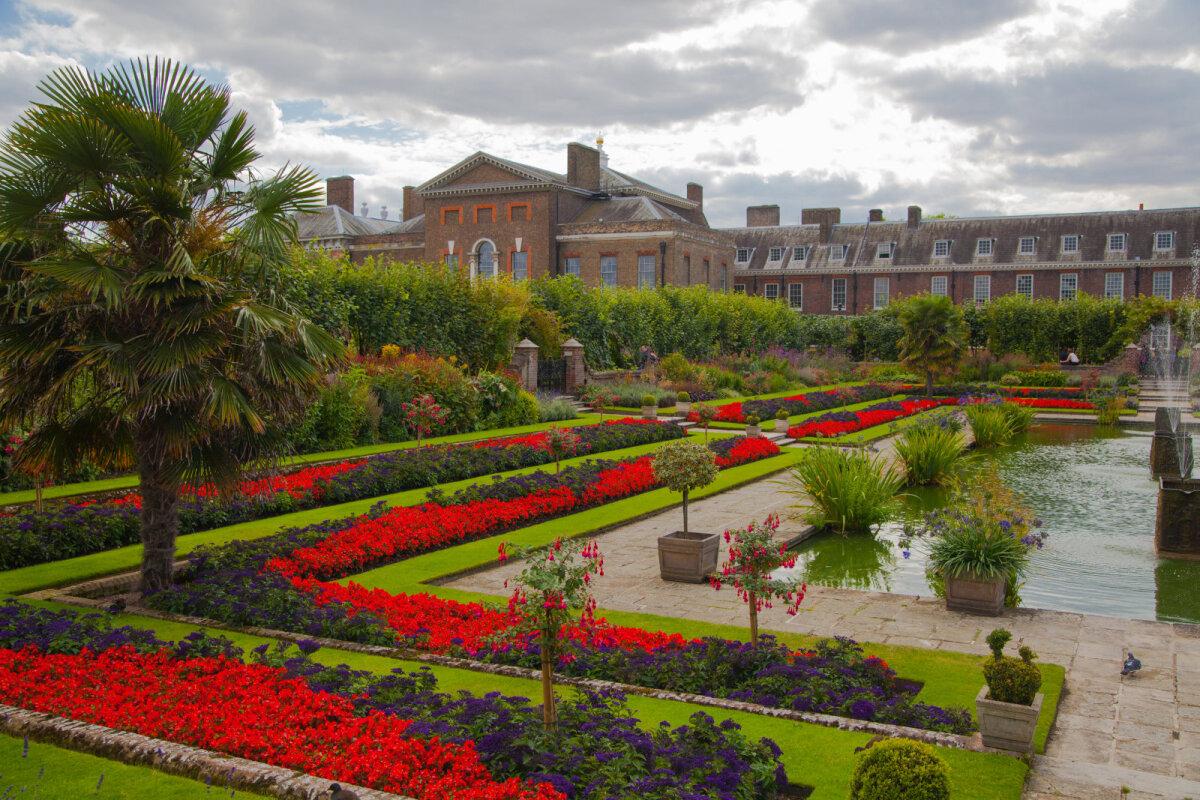 Kensingtoni aed.