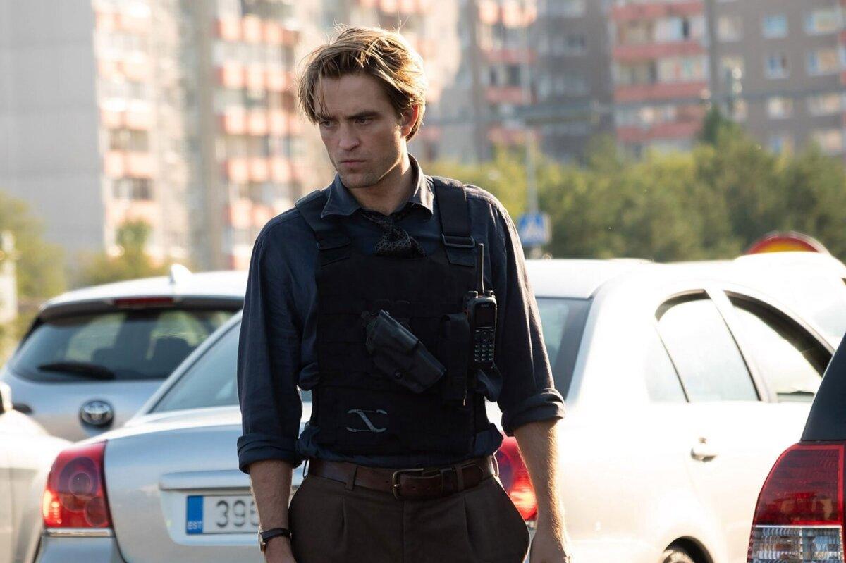 Robert Pattinson Tallinnas